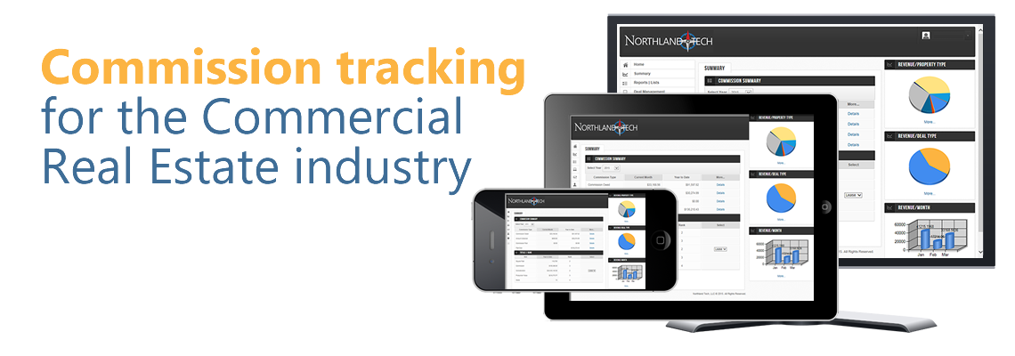 Commission Tracking Software